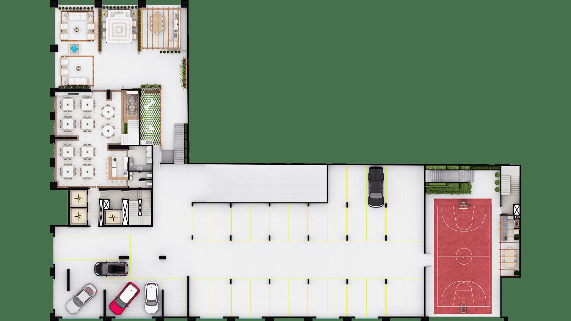 Área de Lazer 1