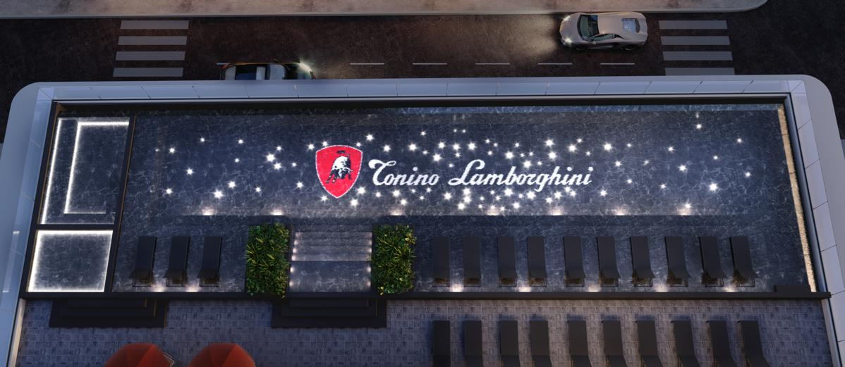 Tonino Lamborghini Residences BC