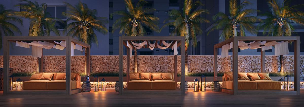 Sunset & relax deck